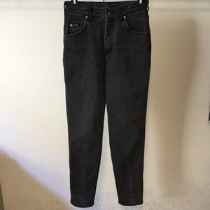 Rare Vintage Lee High Waisted Jeans